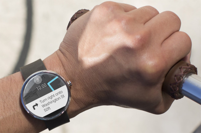 Moto 360 Smartwatch MEAM Marketing